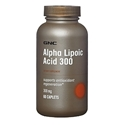 GNC alpha-Lipoic Acid 300 mg.