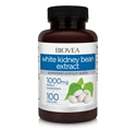 БЯЛ БОБ ЕКСТРАКТ 1000 mg  100 kaпс.  BIOVEA  WHITE KIDNEY BEAN EXTRACT