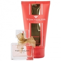TOM TAILOR  Kомплект за жени тоалетна вода  30 ml  и душ-гел 150 ml Urban life woman gift set perfume and shower gel