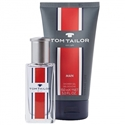 TOM TAILOR  Kомплект за  мъже  тоалетна вода  30 ml  и душ-гел 150 ml Urban life man  gift set  with perfume and shower gel