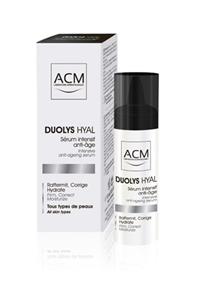 ACM  ДУОЛИС ХИАЛ  СЕРУМ 15 ml  DUOLYS HYAL 5% VITAMINE C serum