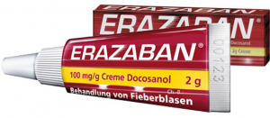 ЕРАЗАБАН  крем  10% 2 g   ERAZABAN 10%  Cream