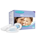 ЛАНСИНОХ ПОДПЛЪНКИ ЗА КЪРМАЧКИ 60 бр.Lansinoh Stay Dry Disposable Nursing Pads