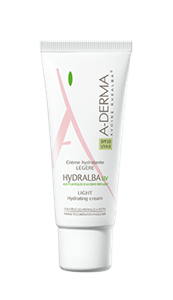 A DERMA HYDRALBA UV MOISTURIZING CREAM LEGERE 40 ml ХИДРАТИРАЩ UV ЛЕК КРЕМ SPF 20