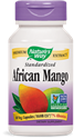Африканско Манго 250 mg 60 вег. капс. Nature's Way African Mango