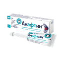 АНАФТИН ГЕЛ 12% 8 ml Anaftin gel for aphthae, mouth ulcer treatment