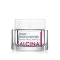 Alcina Крем за чувствителна кожа лек 50 ml Sensitive Facial Cream light