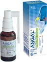 АНГАЛ МЕНТОЛ СПРЕЙ 2 mg/ml +0,5mg/ml 30 ml Angal ® oral spray, solution