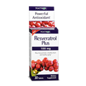 Natrol Ресвератрол Плюс 100 mg 30 tabl. Resveratrol Plus
