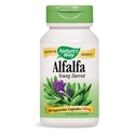 Люцерна лист 405 mg  100 капс.  Nature's Way Alfalfa Young Harvest
