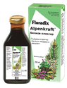 ФЛОРАДИКС Билков еликсир с билки мед и малцов екстракт 250 ml Floradix Alpenkraft Herbal Syrup