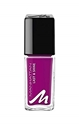 Бързосъхнещ лак за  нокти 10 ml MANHATTAN LAST & SHINE NAIL POLISH 340 MAGNOLIA LOVE