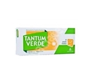 Тaнтум Верде с вкус на портокал 3 mg 20 табл. за смучене TANTUM VERDE ORANGE FLAVOR AND HONEY