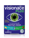 ВИЖЪНЕЙС ПЛЮС Х 28 ТАБЛ/28КАПС. Vitabiotics Visionace Plus