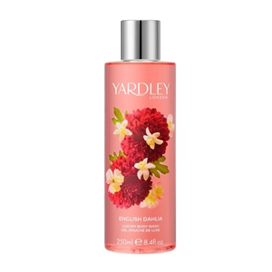 Душ гел Английска Далия 250 ml Yardley London English Dahlia Luxury Body Wash