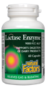 Лактаза ензим 250 mg 60 капс. Natural Factors Lactase Enzyme