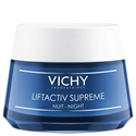 VICHY LIFTACTIV SUPREME COMPLETE ANTI WRINKLE AND FIRMING NIGHT CARE