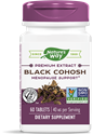 Гроздовиден ресник 40 mg 60 табл. Nature's Way Black Cohosh