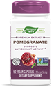 Нар 350 mg 60 вег.капс. Nature's Way Pomegranate