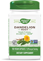 Глухарче корен 525 mg 100 капс. Nature's Way Dandelion Root