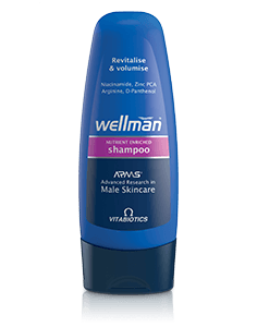 Шампоан 250 ml Wellman Shampoo