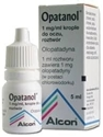 Opatanol 1 mg/ml капки за очи разтвор 5 ml Opatanol eye drops solution
