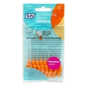 Интердентални четки 0.45 mm TePe Interdental Brushes Orange Original ISO size 1