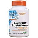 Куркумин коплекс 500 mg  60 вег.капс Doctor's Best Curcumin Phytosome featuring Meriva®