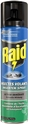 РАЙД АЕРОЗОЛ ЕВКАЛИПТ  400 ml Raid Insecticide Spray for Flying Insects Essential Eucalyptus Oil
