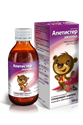 АПЕТИСТЕР ДЖУНИЪР СИРОП 100 ml  Apetizer Junior