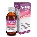 АПЕТИСТЕР СИНИЪР СИРОП 100 ml Apetizer Senior